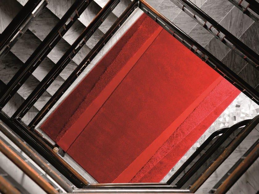 Handmade fabric rug FULL by Besana Moquette