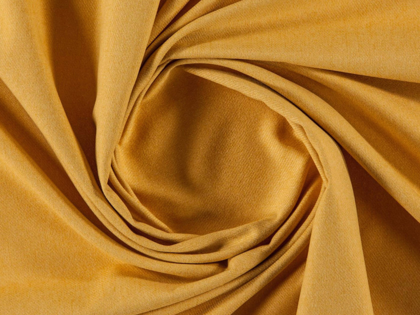 Solid-color washable matt polyester fabric FULLERTON by More Fabrics