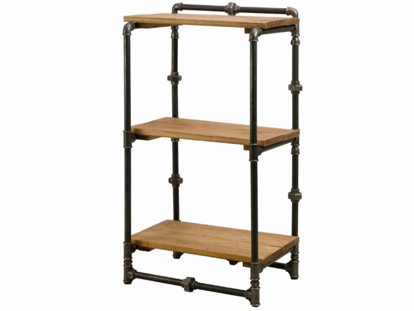 Freestanding shelving unit FUR0041 - 0043 | Bookcase by Gie El Home