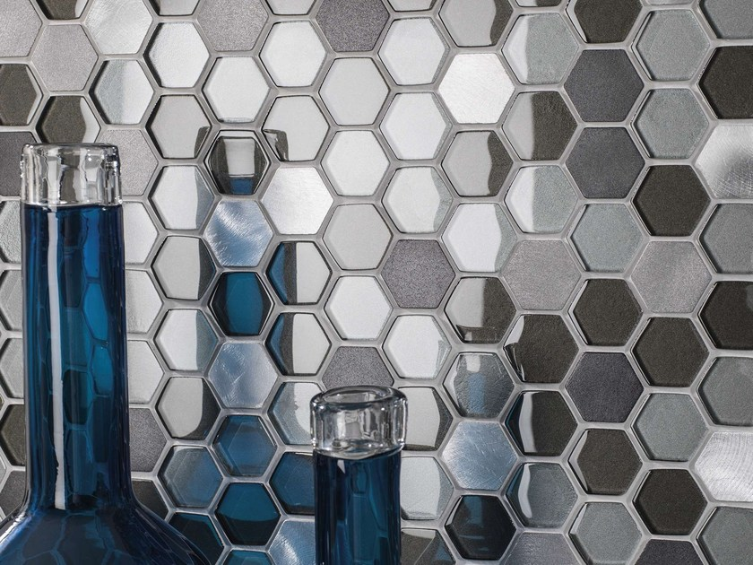 Glass mosaic FUSION by L'ANTIC COLONIAL