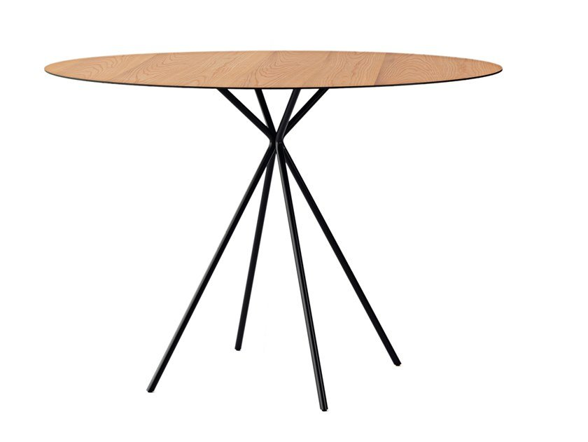 Round dining table FUSION | Table by Maiullari