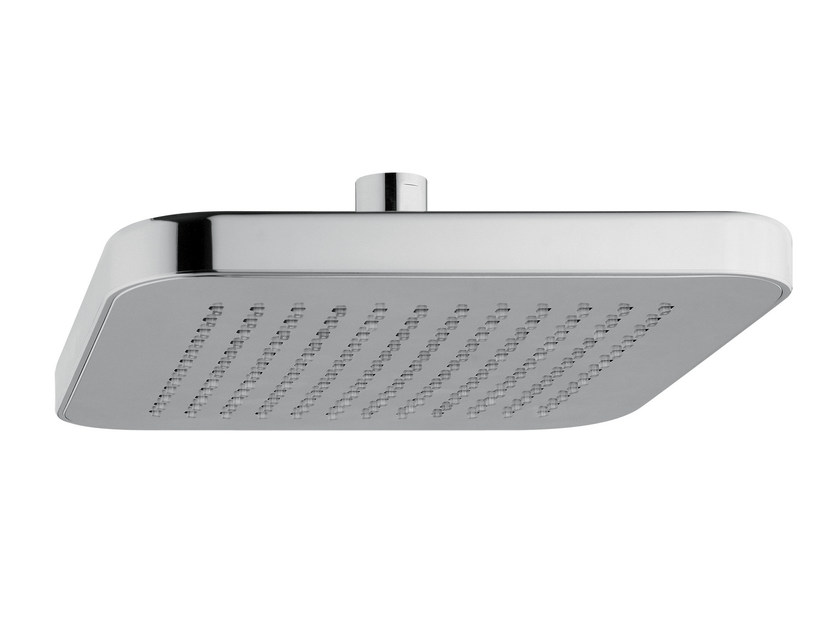 Ceiling mounted rain shower FUSION | Overhead shower by AQUAelite