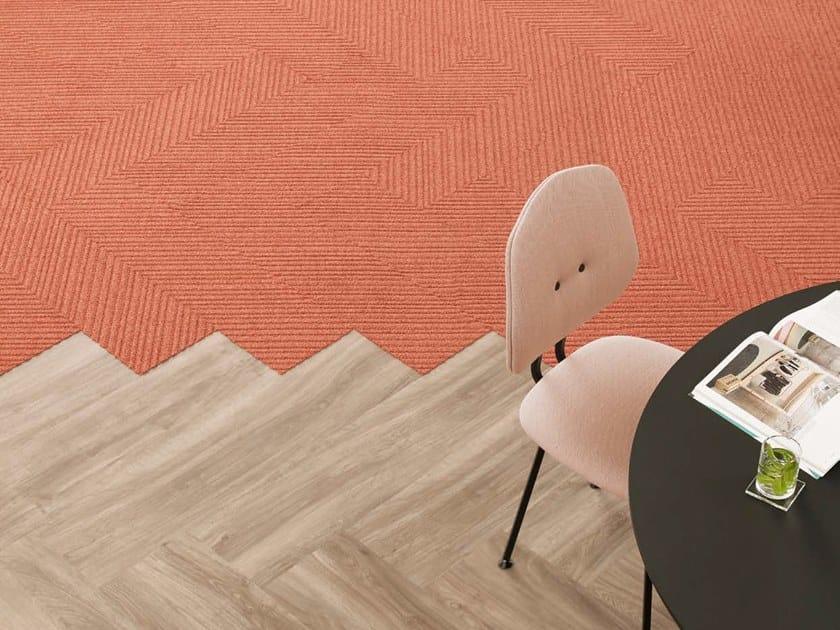Flooring / carpeting FUSION by TARKETT