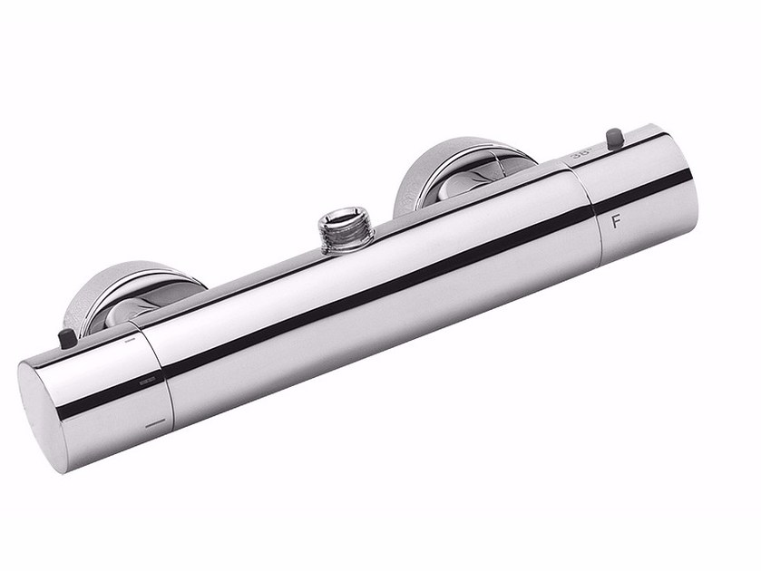2 hole single handle shower tap FUTURO - F8221EX by Rubinetteria Giulini