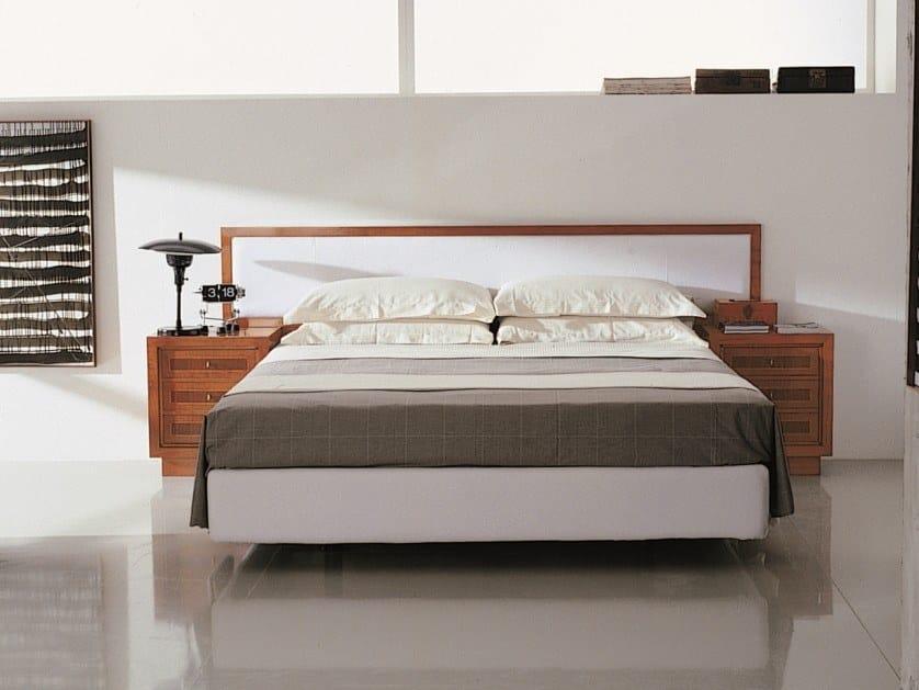 G letto con comodini integrati collezione quadro by