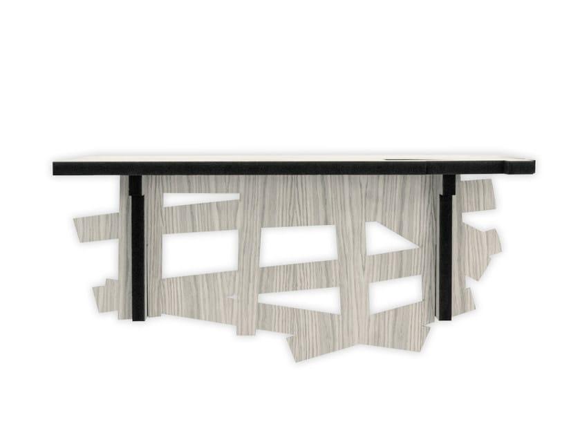 MDF wall shelf G-383 | Wall shelf by LAS