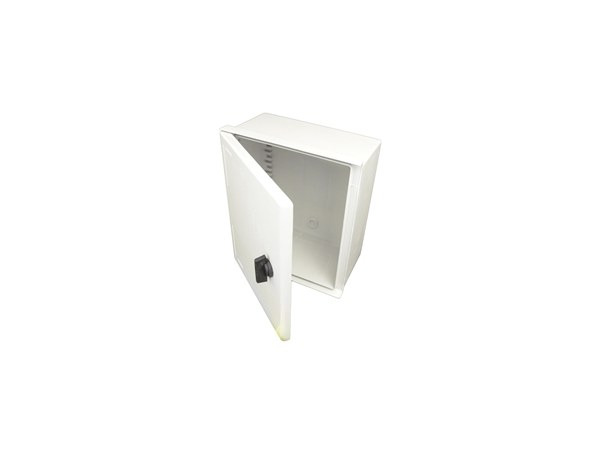 Polyester enclosure cabinet G.R.P.ENCL IP66 300X250X140 by Garo