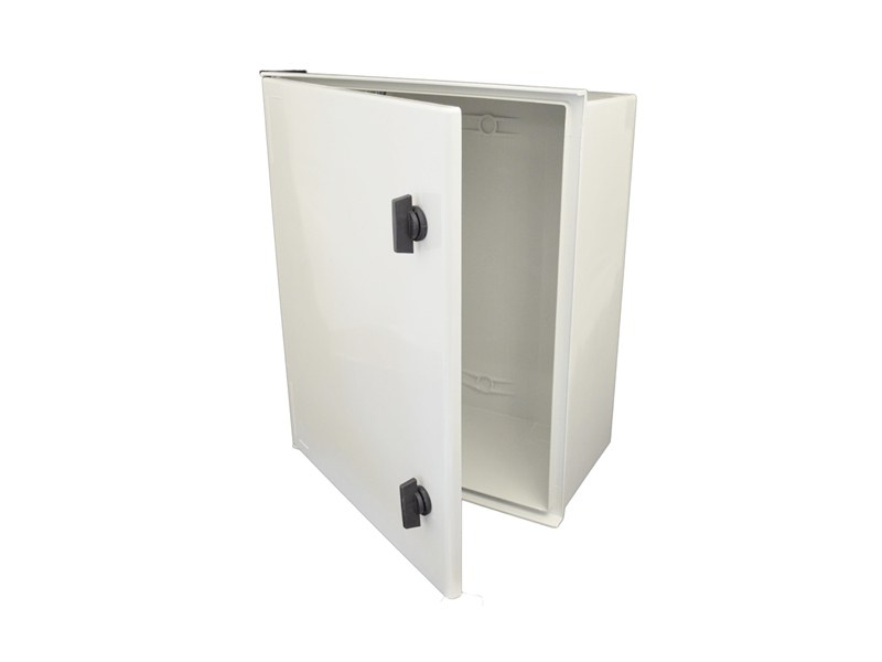 Polyester enclosure cabinet G.R.P.ENCL IP66 500X400X200 by Garo