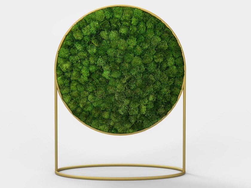 Sound absorbing workstation screen G-SCREEN by GREEN MOOD