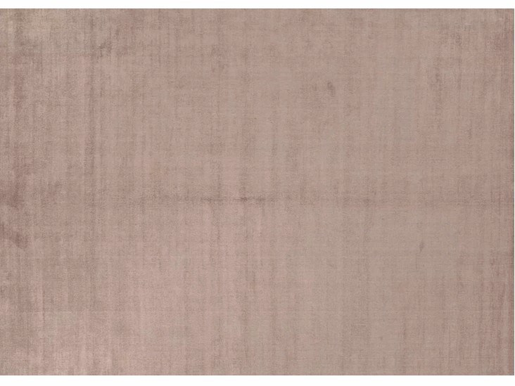 Solid-color rectangular bamboo fibre rug G162 | Rug by Mohebban
