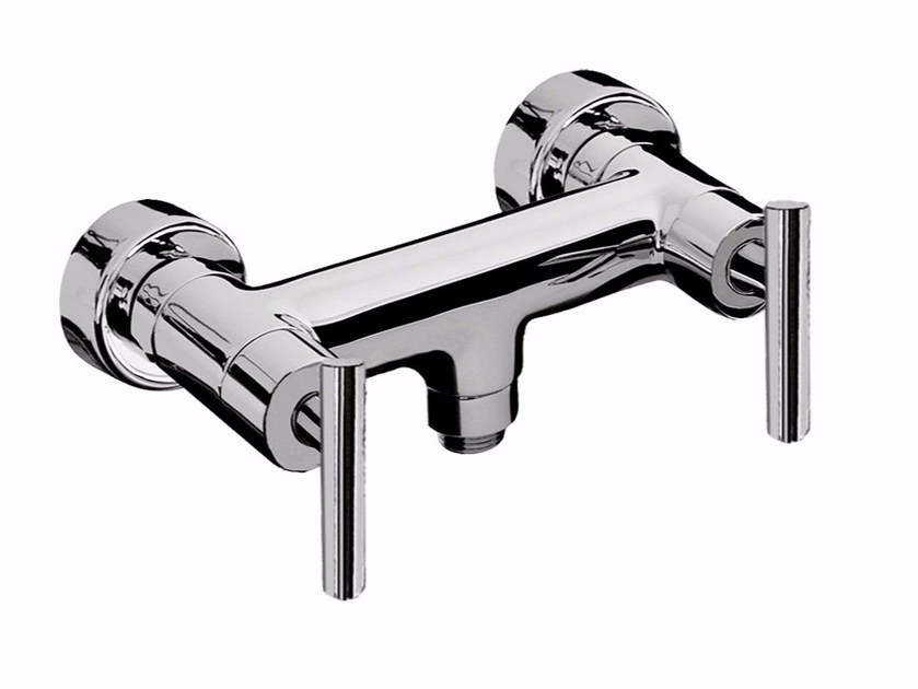 2 hole shower tap G4 - F7707 by Rubinetteria Giulini
