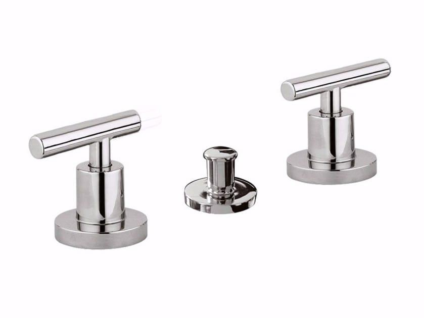 3 hole countertop bidet tap G4 - F7713A by Rubinetteria Giulini