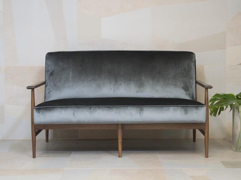 2 seater fabric sofa GAIA | Sofa by mg12