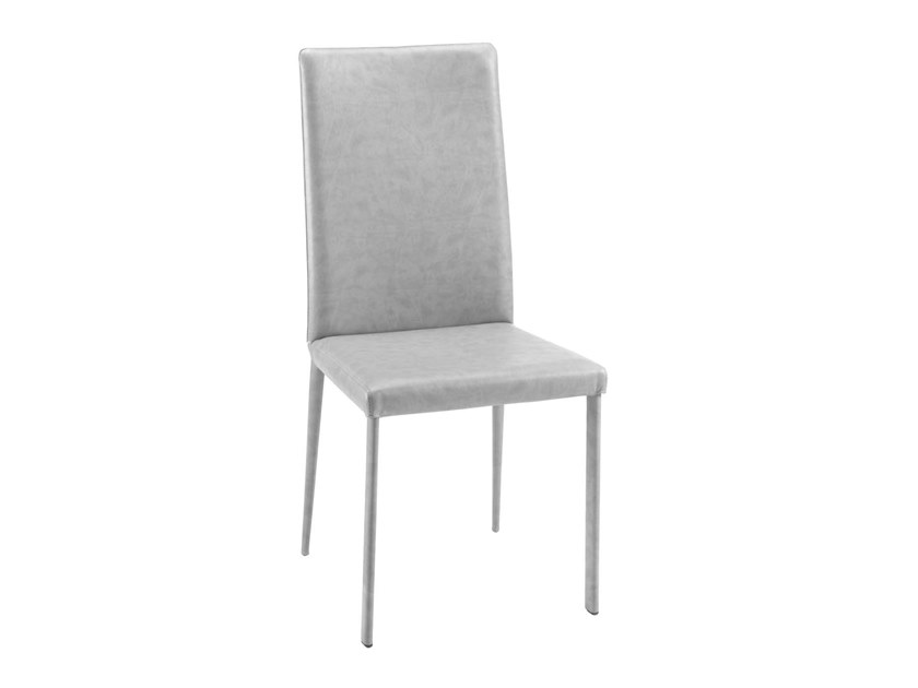 Upholstered high-back chair GAIARINE | High-back chair by Trevisan Asolo