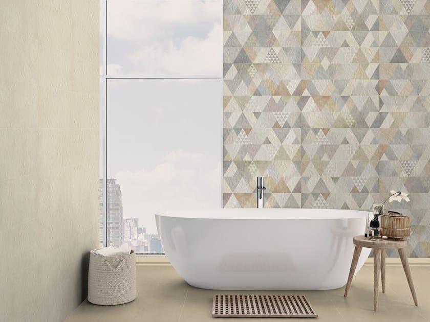Red-paste wall tiles GALA by ITT Ceramic