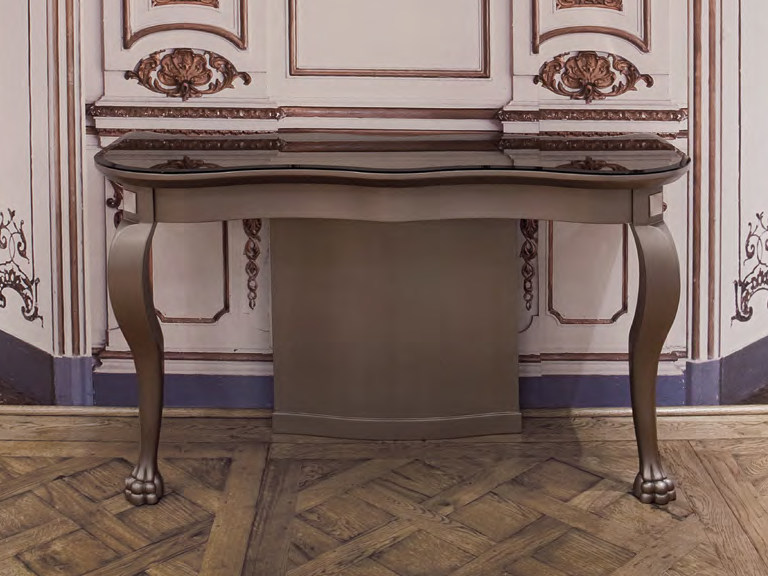 Consolle laccata in legno GALEAZZO   Consolle by Formitalia