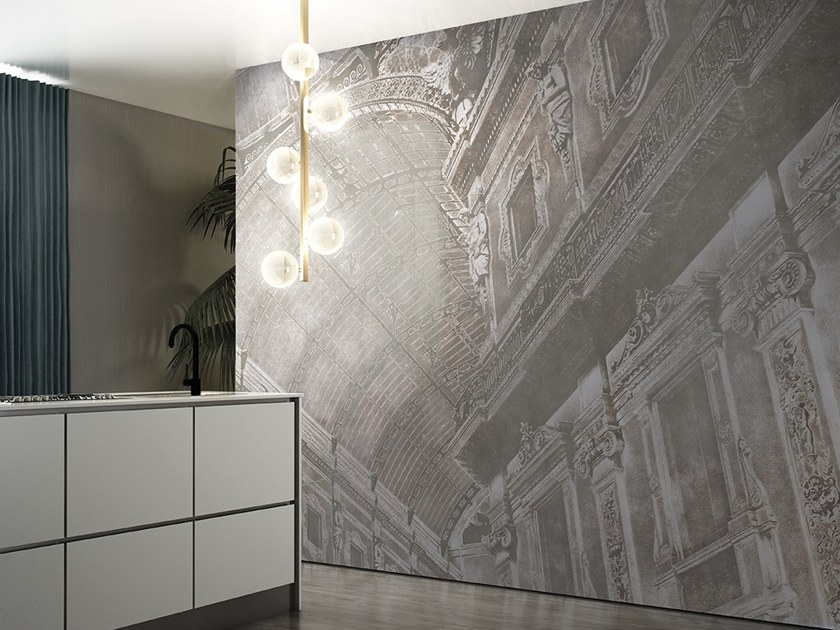 Landscape wallpaper GALLERIA by GLAMORA