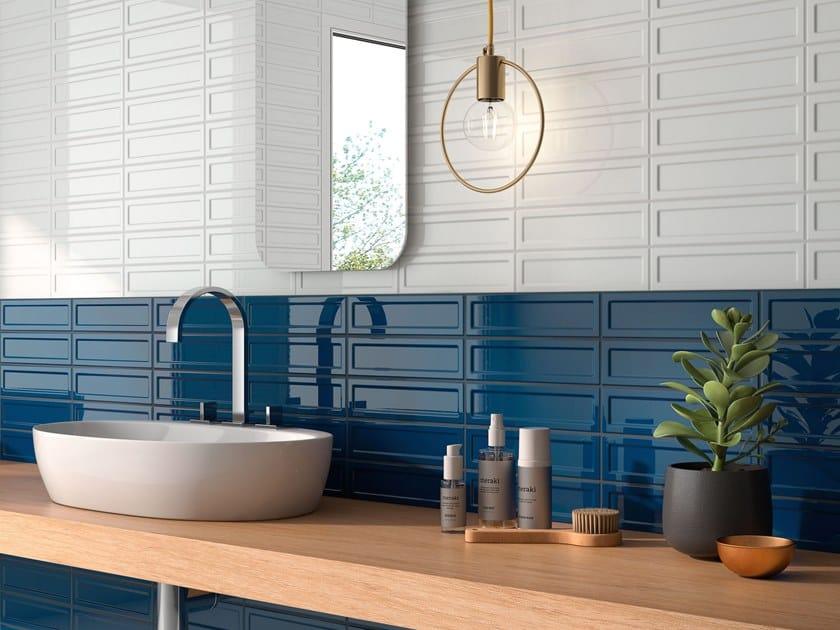 White-paste wall tiles GALLERY by ITT Ceramic