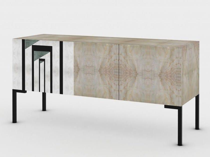 Ash sideboard with doors GALLERY | Sideboard by HEBANON