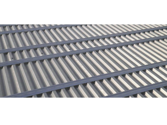 Metal sheet and panel for roof Galvanised Steel by Mazzonetto
