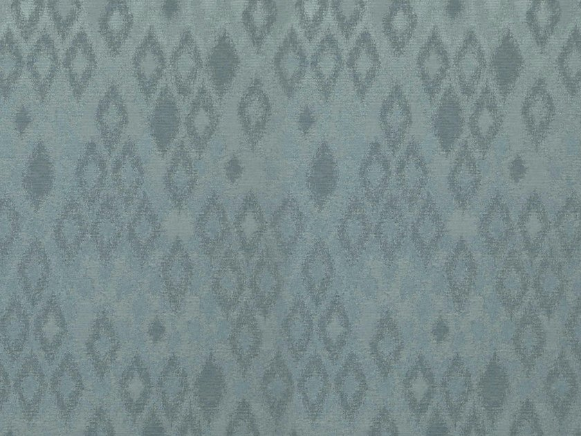 Polyester fabric with graphic pattern GANYMEDE by FR-One