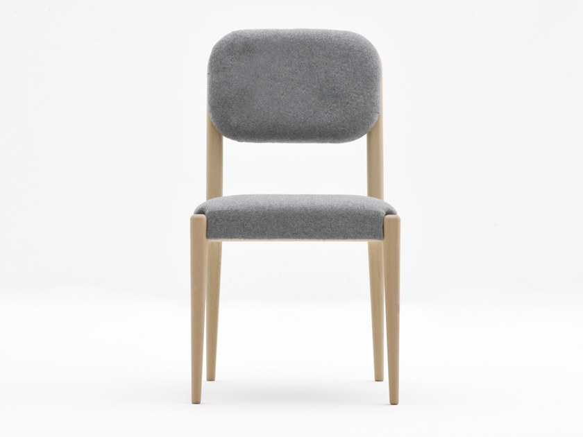 Upholstered chair GARBO 03111 by Montbel