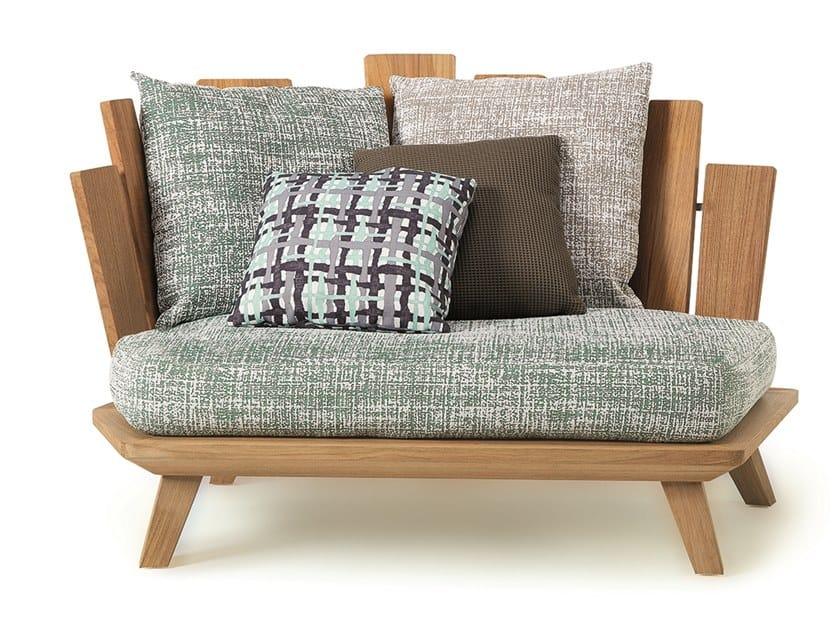 RAFAEL | Garden armchair