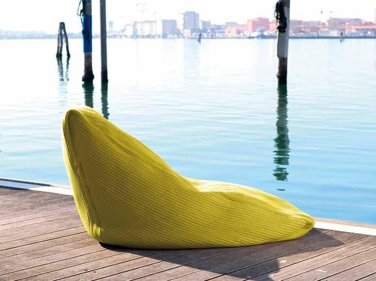 Rope garden bean bag ROPE | Garden armchair by GART