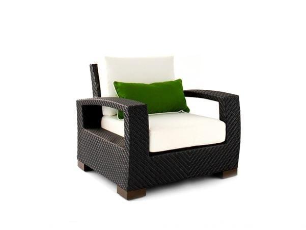 Garden armchair TRANQUILITY | Garden armchair by 7OCEANS DESIGNS