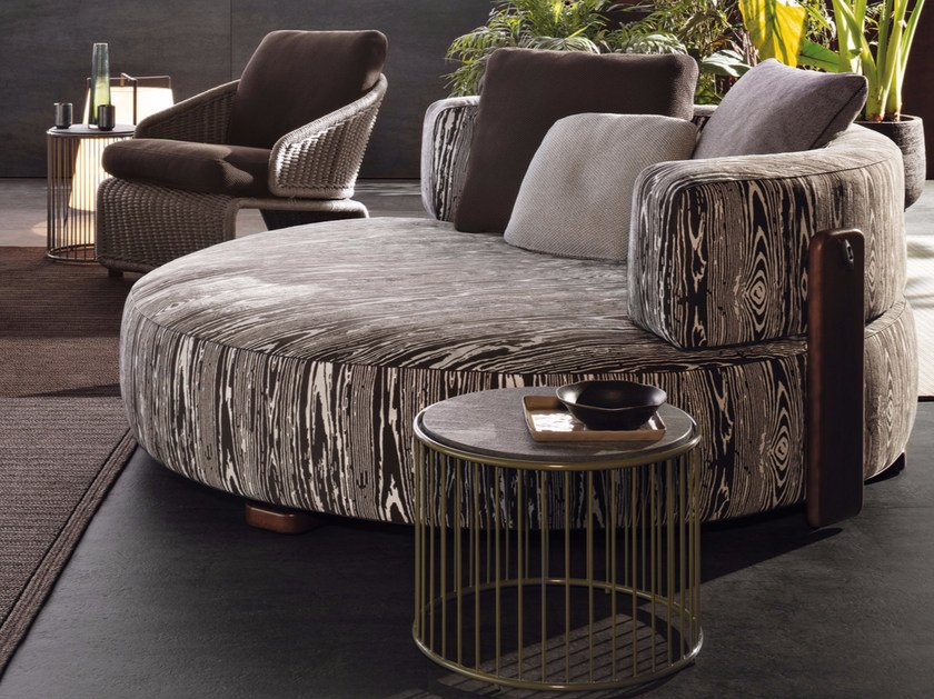 Outdoor bed FLORIDA | Garden bed by Minotti