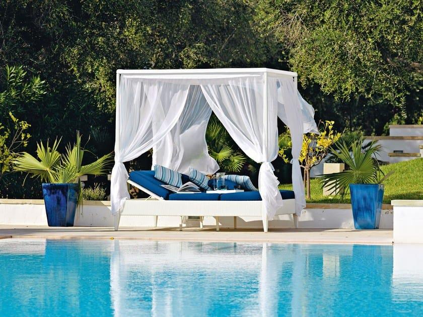 Double canopy garden bed SUNLACE | Garden bed by Unopiù