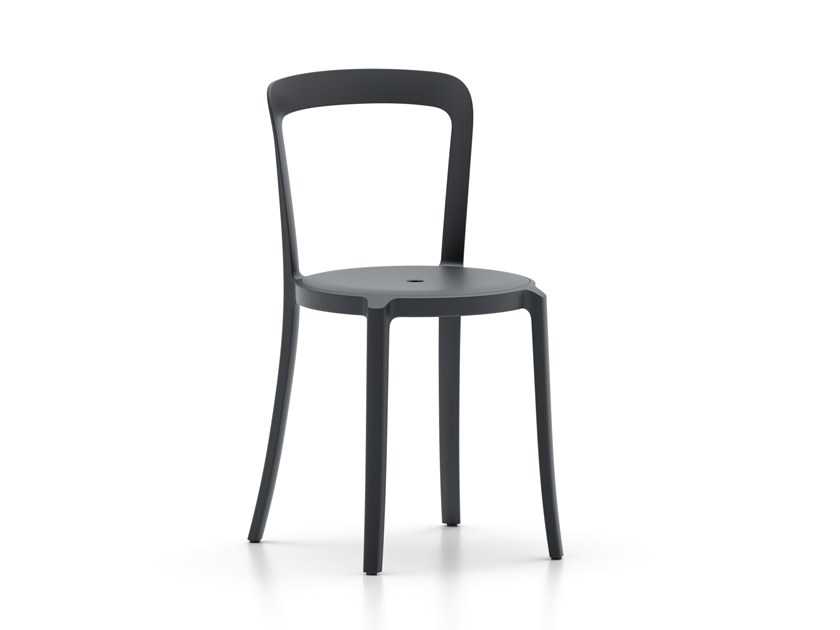 Stackable PET chair ON & ON   Garden chair by Emeco