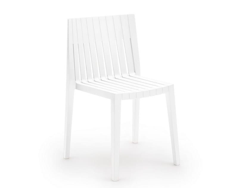 Polypropylene garden chair SPRITZ | Garden chair by VONDOM