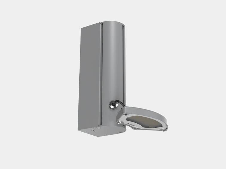 LED die cast aluminium Wall Lamp GARDEN FLOWER | Wall Lamp by ES-SYSTEM