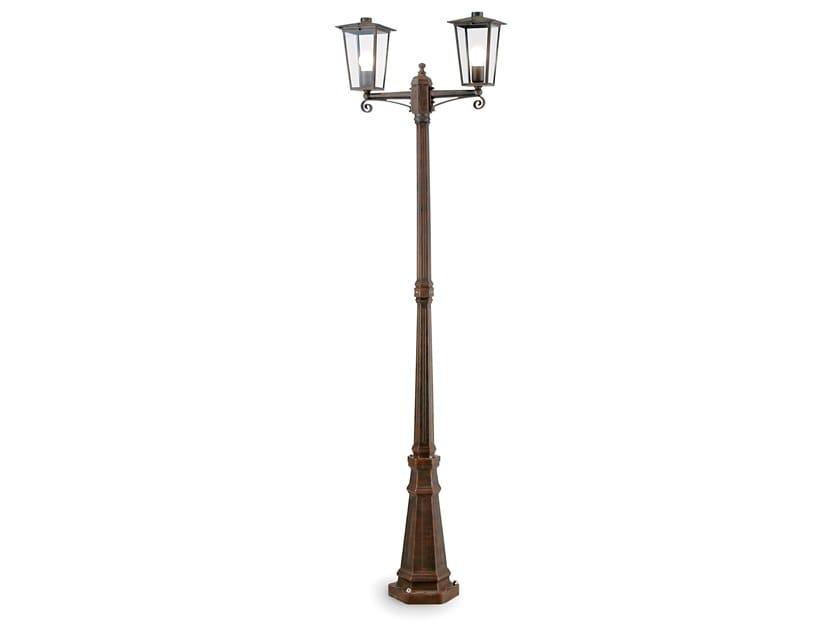 Lampione da giardino in alluminio pressofuso NOTORIUS | Lampione da giardino by SOVIL