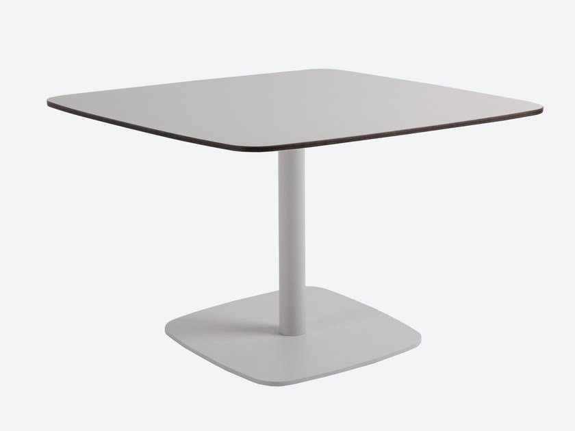 Square high side table UNIVERS | Garden side table by MOBIKA GARDEN