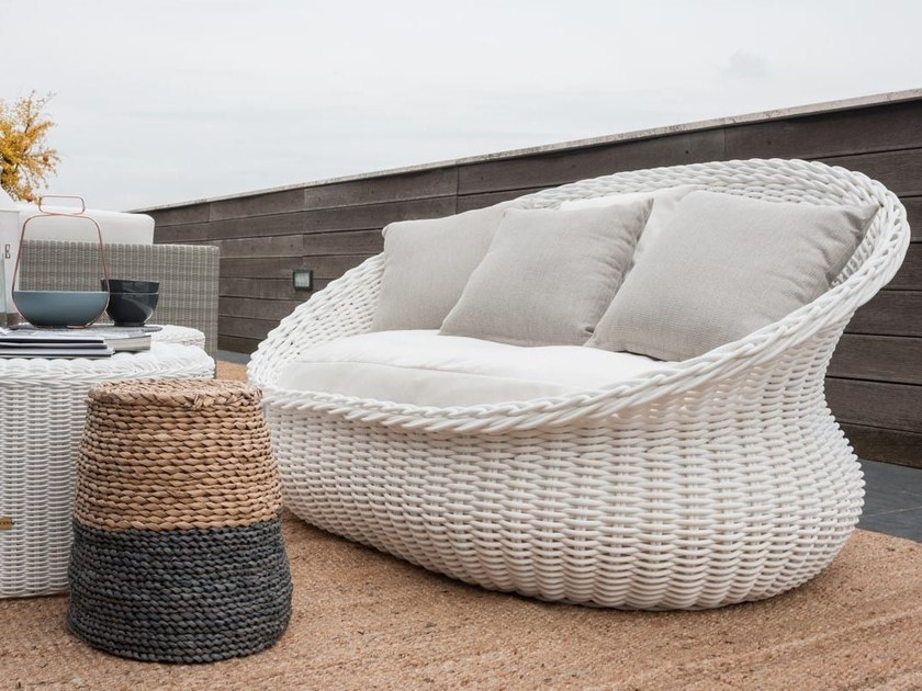 Synthetic fibre sofa MAMY | Sofa by Unopiù