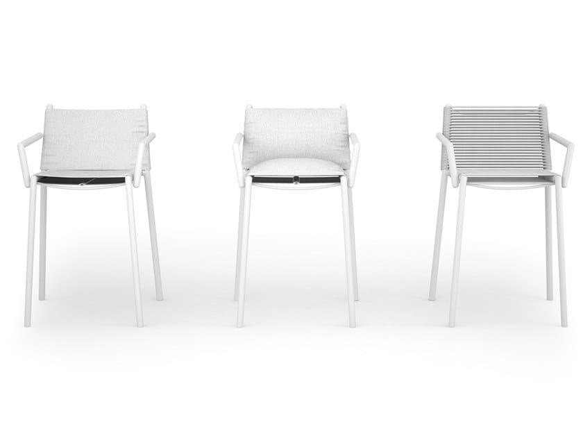 High garden stool ELEVEN | Garden stool by Déco