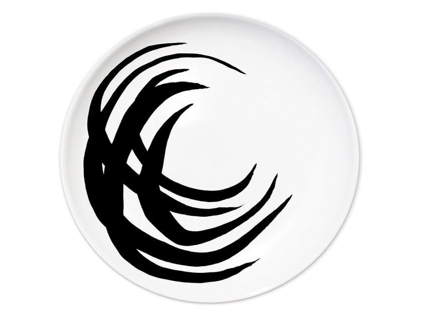 Ceramic dinner plate GASTÈR IV by Kiasmo