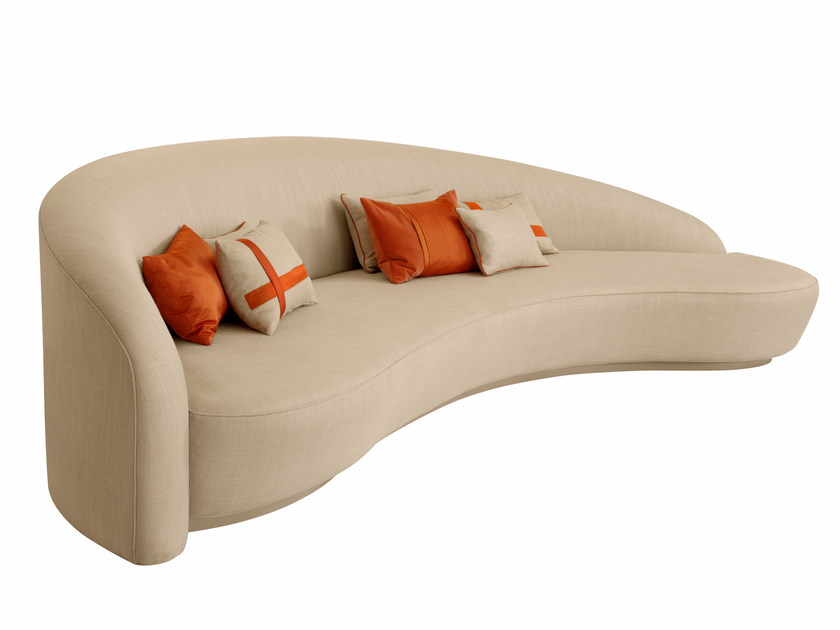 Fabric sofa GATSBY by SOFTHOUSE