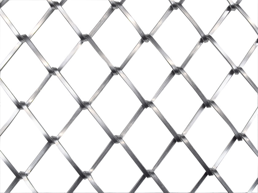 Stainless steel Metal mesh GAUDÍ F by Codina
