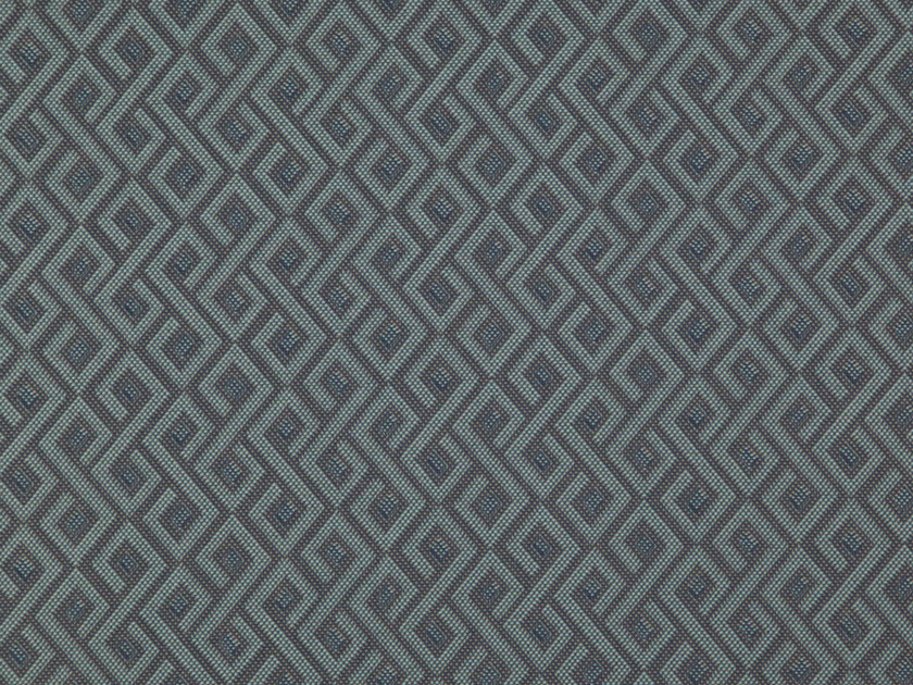Polyester fabric with graphic pattern GAWAIN by FR-One