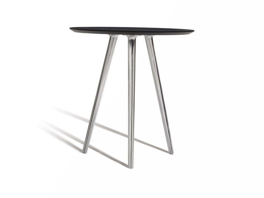 Aluminium table base GAZELLE 60 by Capdell