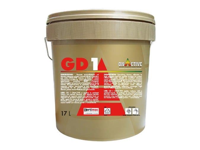 Anti-radiation reflective paint for finish ONACTIVE GD1 by Nuova Siga