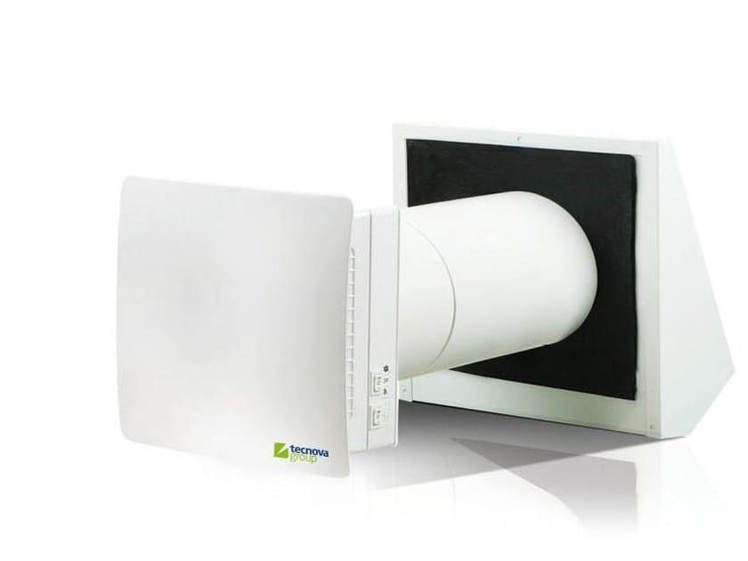 Mechanical forced ventilation system GEMINI by TECNOVA GROUP®
