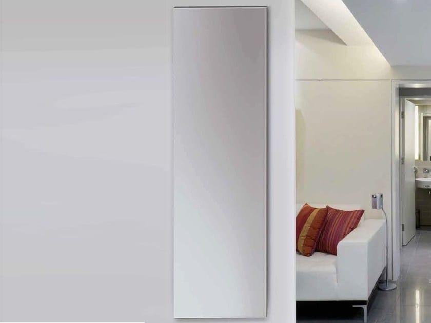 Electric carbon fibre decorative radiator GEMINI by Thermoeasy