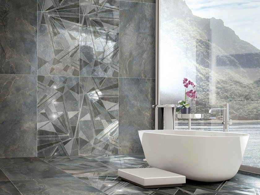 Porcelain stoneware wall/floor tiles GEMS FREEDOM by CERAMICHE BRENNERO