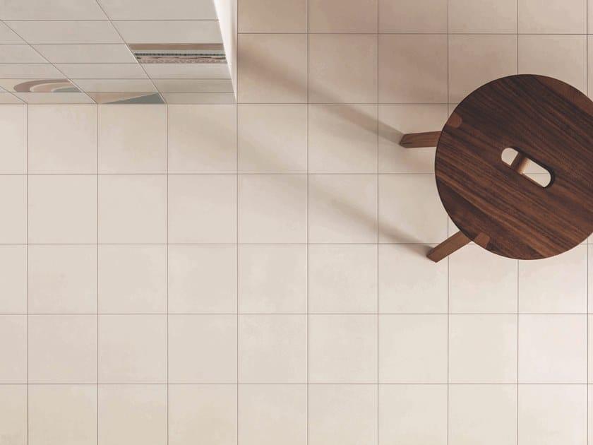 Glazed stoneware wall/floor tiles GENESI FLOOR by Sartoria