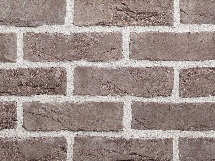 Mattone in laterizio per muratura facciavista GENESIS 300 by B&B Rivestimenti Naturali