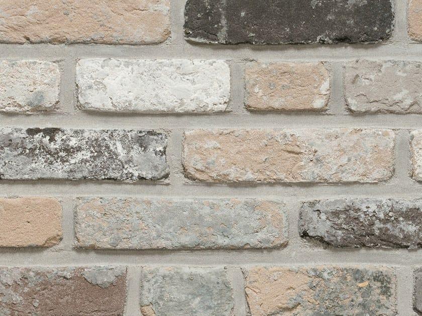 Mattone in laterizio per muratura facciavista GENESIS 700 by B&B Rivestimenti Naturali